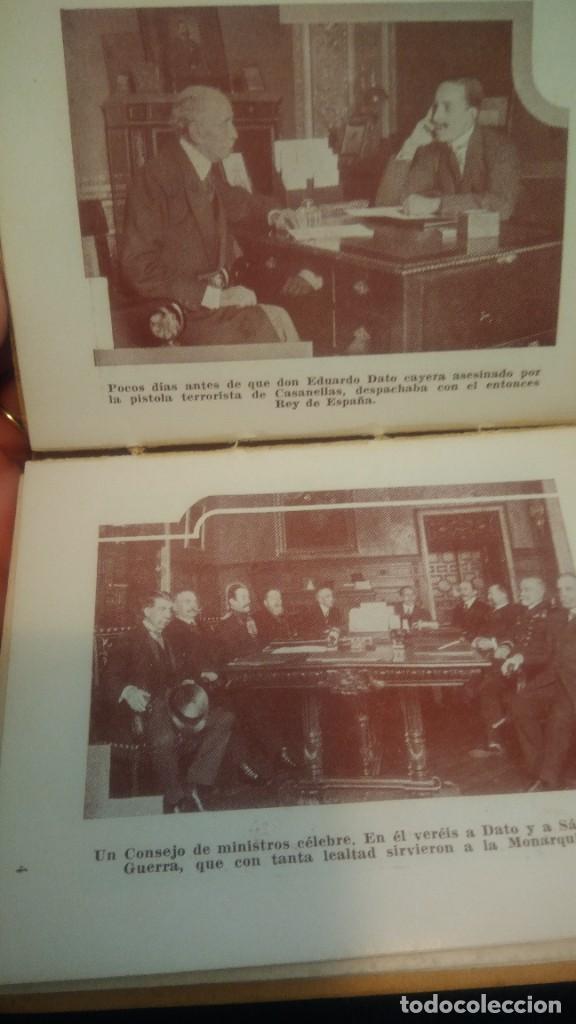 Libros antiguos: LIBRITO ´MCMXXXVI´ ALMANAQUE MONÁRQUICO 1936 - Foto 20 - 208835035