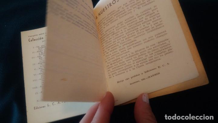 Libros antiguos: LIBRITO ´MCMXXXVI´ ALMANAQUE MONÁRQUICO 1936 - Foto 24 - 208835035