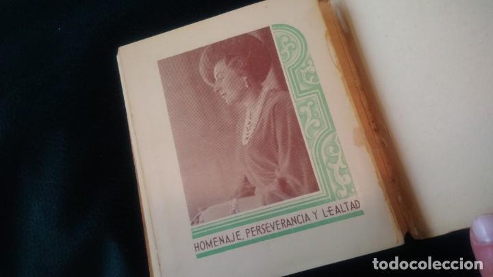Libros antiguos: LIBRITO ´MCMXXXVI´ ALMANAQUE MONÁRQUICO 1936 - Foto 25 - 208835035