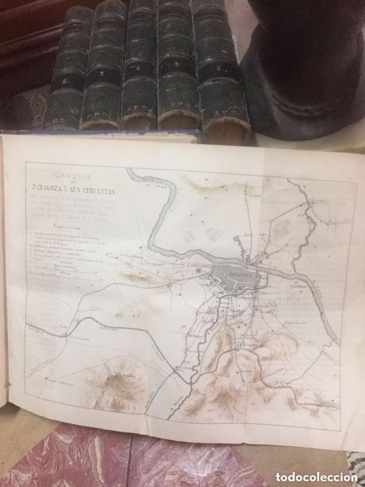 Libros antiguos: Antonio Pirala. Anales de la Guerra Civil desde 1843 hasta la conclusión de la actual guerra civil. - Foto 4 - 209217643