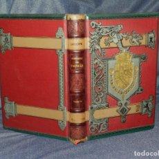 Libros antiguos: (M5.8) 1889 - REINADO CARLOS III, MUERTE DOÑA BÁRBARA. CONDE DE ARANDA, MOTÍN EN MADRID, MENORCA. Lote 209573215