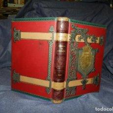 Libri antichi: (M5-8) 1888 - CONCLUYE EL REINADO DE DON JUAN II DE CASTILLA, LA INQUISICIÓN, REYES CATÓLICOS. Lote 209574798