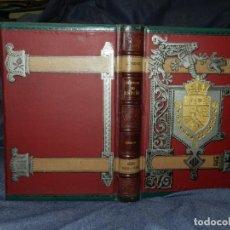 Libri antichi: (M5-8) 1888 - LOS MORISCOS, FLANDES, SUCESOS DE ZARAGOZA , GUERRA CONTRA TURCOS Y AFRICANOS. Lote 209574967