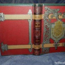 Libri antichi: (M5-8) 1889 - LA PAZ DE WESTFALIA, INSURRECIÓN DE NÁPOLES, REINADO CARLOS II, REINADO FELIPE V. Lote 209575273