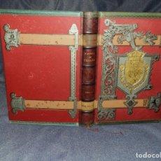 Libros antiguos: (M5-8) 1887 DOMINACIÓN GODA, CONQUISTA DE ESPAÑA POR LOS ÁRABES, LOS OMMIADAS DE CORDOBA, TOMO II. Lote 209578592