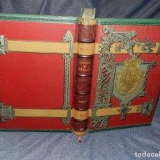 Libri antichi: (M5-8) 1888 DE RAMIRO III A ALFONSO V EN LEÓN, LOS ALMORAVIDES, CID CAMPEADOR. Lote 209578721