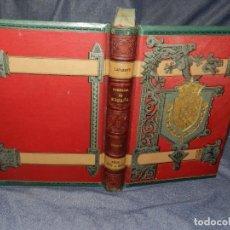 Libri antichi: (M5-8) 1888 REYES CATÓLICOS, ESPAÑA AL ADVENIMIENTO DE LA CASA DE AUSTRIA, GUERRAS DE ITALIA. Lote 209579053