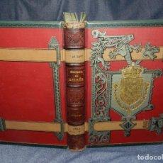 Libros antiguos: (M5-8) 1890 DE 1843 A 1848 REFORMA CONSTITUCIONAL, GUERRA DE AFRICA, NEGOCIACIONES CUBA, FILIPINAS. Lote 209580651