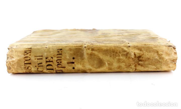 Libros antiguos: Historia civil de España, 1740, Frai Nicolás de Jesús Belando, Imprenta Manuel Fernán, Madrid. - Foto 7 - 209998916