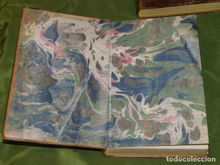 Libros antiguos: Historia de la Revolución de Francia. Mignet,1838 - Foto 6 - 210104505