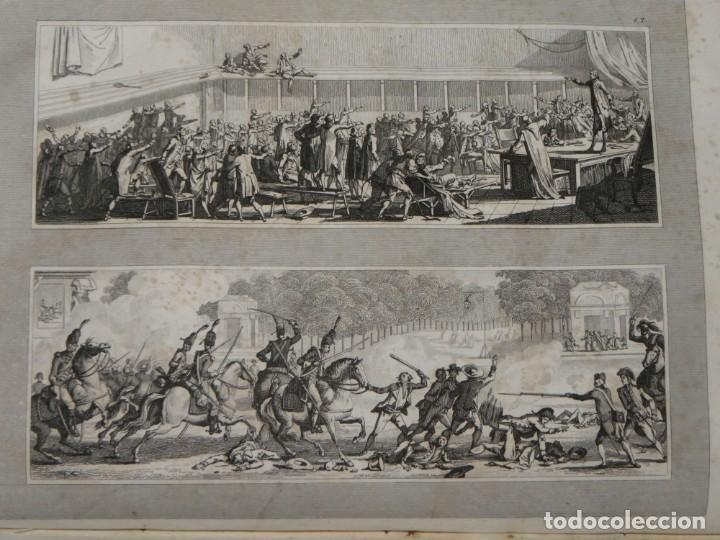 Libros antiguos: Historia de la Revolución de Francia. Mignet,1838 - Foto 11 - 210104505