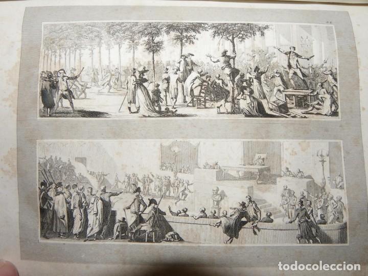Libros antiguos: Historia de la Revolución de Francia. Mignet,1838 - Foto 12 - 210104505