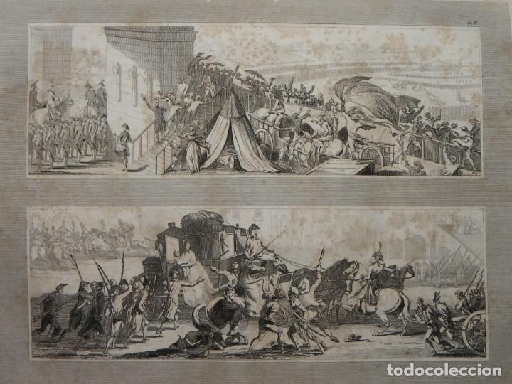 Libros antiguos: Historia de la Revolución de Francia. Mignet,1838 - Foto 13 - 210104505