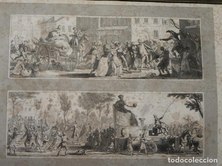 Libros antiguos: Historia de la Revolución de Francia. Mignet,1838 - Foto 14 - 210104505