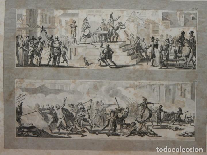 Libros antiguos: Historia de la Revolución de Francia. Mignet,1838 - Foto 15 - 210104505
