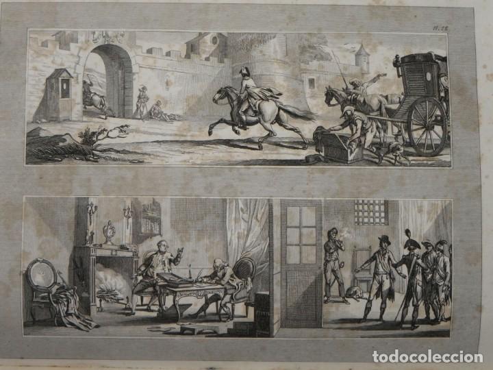 Libros antiguos: Historia de la Revolución de Francia. Mignet,1838 - Foto 16 - 210104505