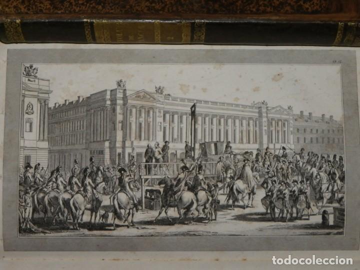 Libros antiguos: Historia de la Revolución de Francia. Mignet,1838 - Foto 17 - 210104505