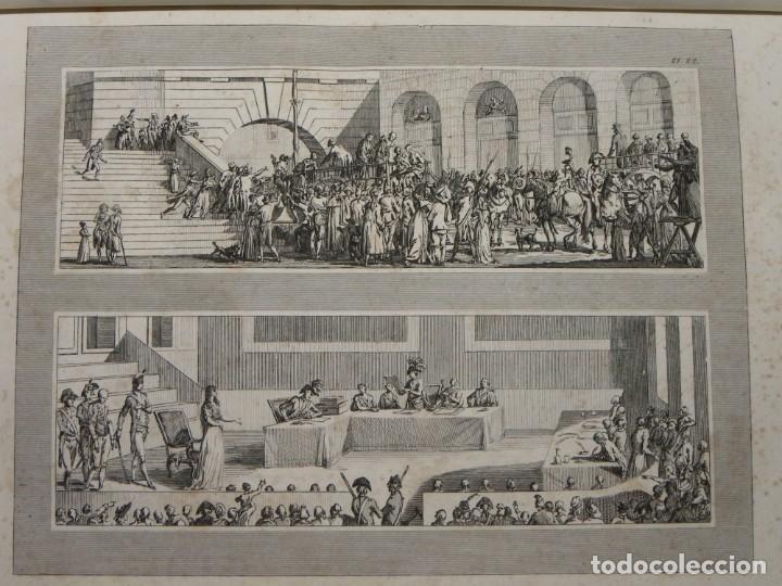 Libros antiguos: Historia de la Revolución de Francia. Mignet,1838 - Foto 28 - 210104505