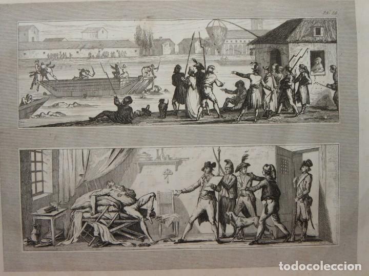 Libros antiguos: Historia de la Revolución de Francia. Mignet,1838 - Foto 30 - 210104505