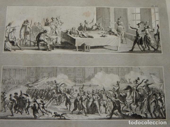 Libros antiguos: Historia de la Revolución de Francia. Mignet,1838 - Foto 32 - 210104505