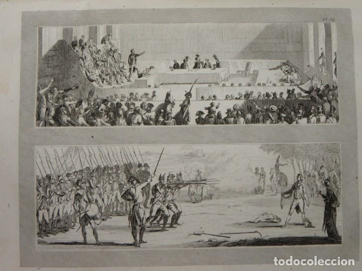 Libros antiguos: Historia de la Revolución de Francia. Mignet,1838 - Foto 35 - 210104505