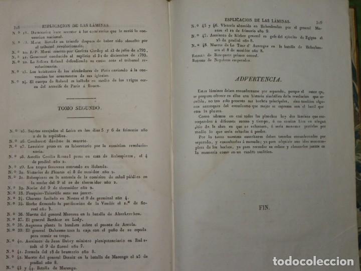 Libros antiguos: Historia de la Revolución de Francia. Mignet,1838 - Foto 43 - 210104505