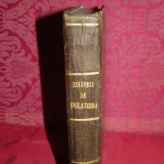 Libros antiguos: HISTORIA DE LA REVOLUCIÓN DE INGLATERRA. GUIZOT, 1841. Lote 210729686