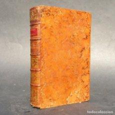 Livros antigos: 1781 - CARTAS DE ALGUNOS JUDIOS, ALEMANES Y POLACOS A VOLTAIRE - HISTORIA - ILUSTRACION. Lote 210797989