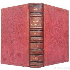 Livros antigos: 1859 - CARLOS IV, MANUEL GODOY, ESPAÑA NAPOLEÓNICA, GUERRA DE INDEPENDENCIA, SITIO DE ZARAGOZA. Lote 211640299