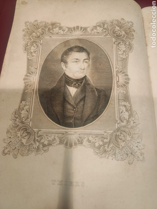 Libros antiguos: La Révolution Française Autor: M.A. Thiers(1844) - Foto 3 - 211729808