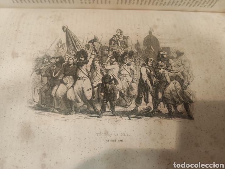 Libros antiguos: La Révolution Française Autor: M.A. Thiers(1844) - Foto 7 - 211729808