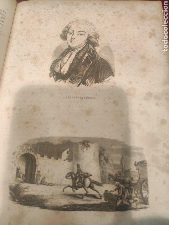 Libros antiguos: La Révolution Française Autor: M.A. Thiers(1844) - Foto 8 - 211729808