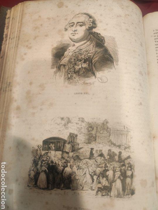 Libros antiguos: La Révolution Française Autor: M.A. Thiers(1844) - Foto 11 - 211729808