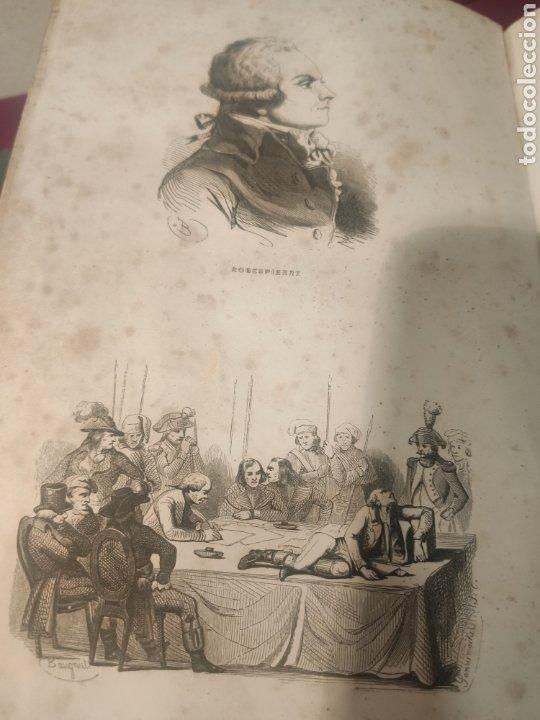Libros antiguos: La Révolution Française Autor: M.A. Thiers(1844) - Foto 13 - 211729808