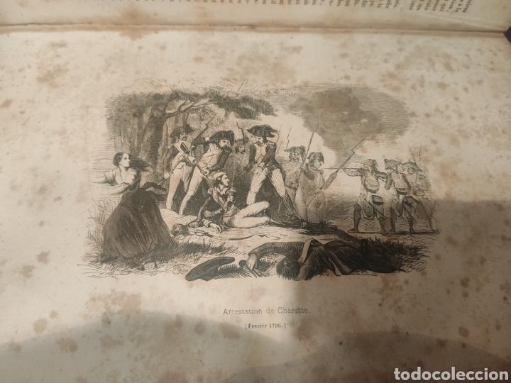 Libros antiguos: La Révolution Française Autor: M.A. Thiers(1844) - Foto 14 - 211729808
