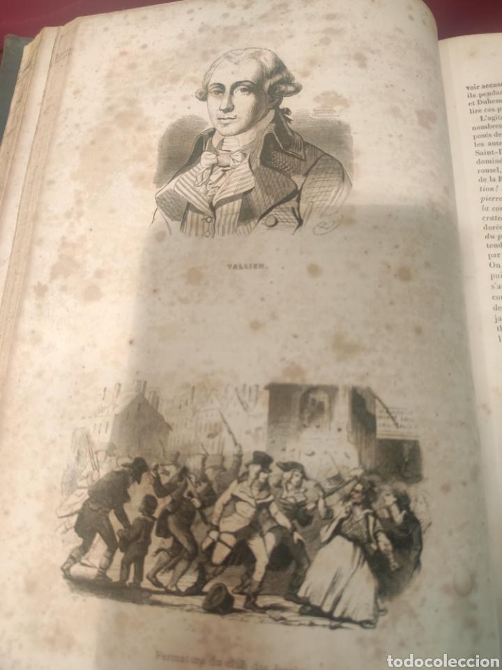Libros antiguos: La Révolution Française Autor: M.A. Thiers(1844) - Foto 15 - 211729808