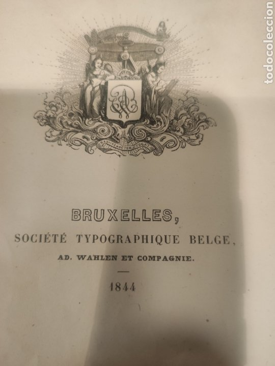 Libros antiguos: La Révolution Française Autor: M.A. Thiers(1844) - Foto 2 - 211729808