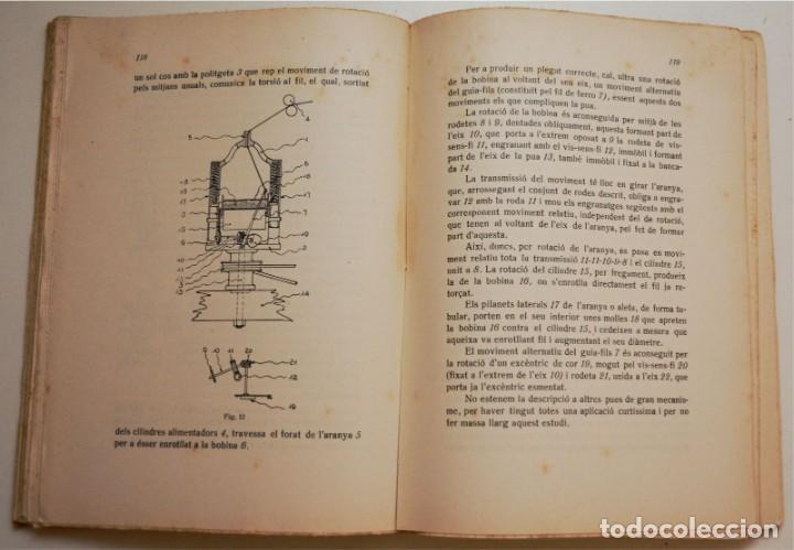Libros antiguos: RECULL DE CONFERÈNCIES CAMBRA DE DIRECTORS, MAJORDOMS I ENCARREGATS DE L'ART TÈXTIL - Foto 11 - 212590898