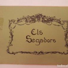 Libros antiguos: CURIOS ELS SEGADORS, (IMP. PERPINYA), DIBUIX GIPSY, ED, COLECTIU D´EXPRESIO 77. Lote 212995160