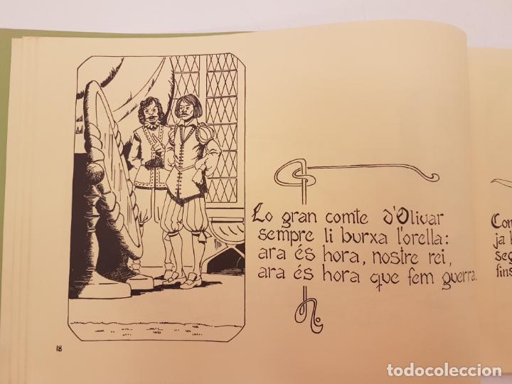 Libros antiguos: CURIOS ELS SEGADORS, (IMP. PERPINYA), DIBUIX GIPSY, ED, COLECTIU D´EXPRESIO 77 - Foto 6 - 212995160