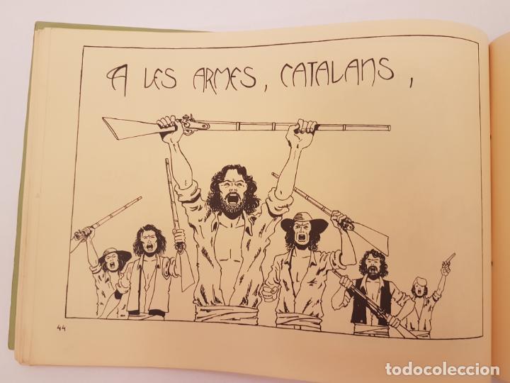 Libros antiguos: CURIOS ELS SEGADORS, (IMP. PERPINYA), DIBUIX GIPSY, ED, COLECTIU D´EXPRESIO 77 - Foto 13 - 212995160