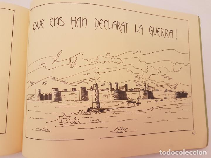 Libros antiguos: CURIOS ELS SEGADORS, (IMP. PERPINYA), DIBUIX GIPSY, ED, COLECTIU D´EXPRESIO 77 - Foto 14 - 212995160