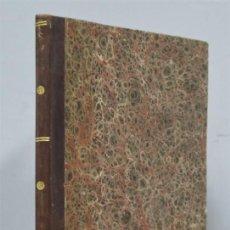 Libros antiguos: 1833.- MANIFIESTO DE LOS FESTEJOS PARA SOLEMNIZAR LA JURA DE LA PRINCESA MARIA ISABEL DE BORBON. Lote 215747333