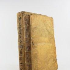 Libros antiguos: TRACTATUS DE PACTIS NUPTIALIBUS SIVE DE CAPITULIS MATRI, JOANNIS PETRI FONTANELLAE, 2 TOMOS, GÉNOVA. Lote 216006688