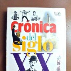 Libros antiguos: Nº 2 CRONICA DEL SIGLO XX 1910-1919 ,CD-ROM MULTIMEDIA. Lote 216723766