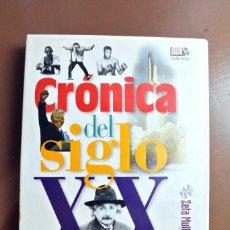Libros antiguos: Nº 3 CRONICA DEL SIGLO XX 1920-1929 ,CD-ROM MULTIMEDIA. Lote 216724683