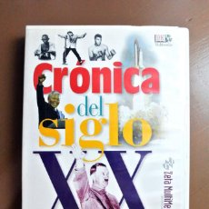 Libros antiguos: Nº 4 CRONICA DEL SIGLO XX 1930-1939 ,CD-ROM MULTIMEDIA. Lote 216724821