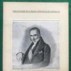 Libros antiguos: JUAN BAUTISTA DE ERRO Y AZPÍROZ. MINISTRO UNIVERSAL DE D. CARLOS V. CARLISTA. Lote 217841092