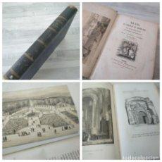 Libros antiguos: RUEIL, LE CHATEAUX DE RICHELIEU (1846) - ILUSTRADO. Lote 220654065