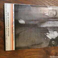 Libros antiguos: LOS ÚLTIMOS AÑOS DE LA DICTADURA EL CRISOL. Lote 221554146